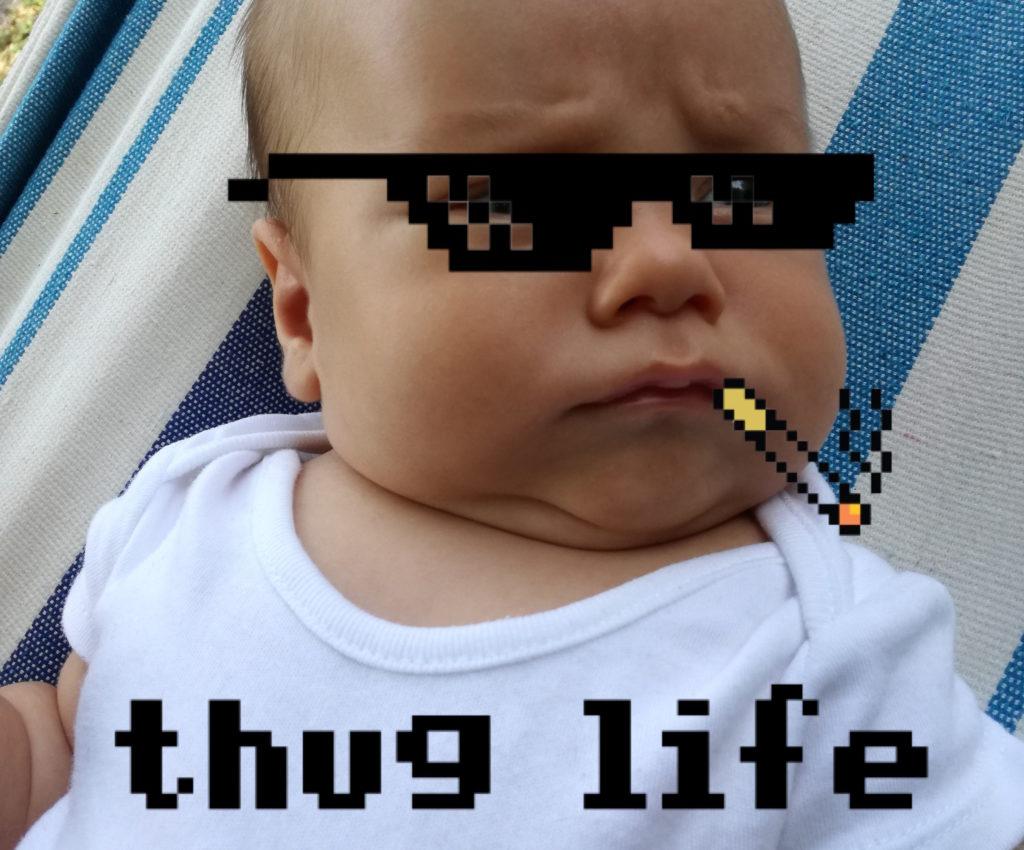 thug life peter